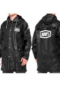 Impermeable 100% Mechanic's Raincoat - Negro