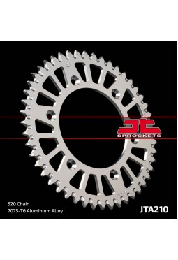 Corona de Aluminio JT CR/CRF/XR