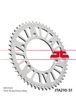 Corona de Aluminio JT CR/CRF/XR 51D