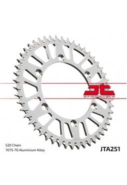 Corona de Aluminio JT YZ/WR 125/250/400/426/450 99-04