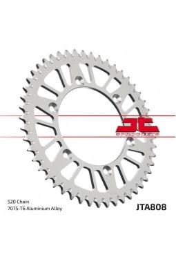 Corona de Aluminio JT RM/DR 250/350R 90-99 DRZ 400 00-04 48D Autolimpiante