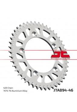 Corona de Aluminio JT KTM-Husqvarna 60/65 98-17 46D