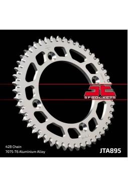 Corona de Aluminio JT KTM-Husqvarna 85/150 04-17 47D
