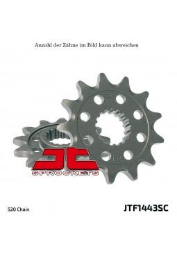 Piñon JT RMZ 450 13-17 14D Autolimpiante