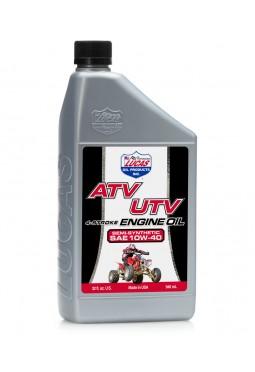 Aceite de motor Lucas Oil Semi Sintètico SAE 10w-40 ATV-UTV 946 ml