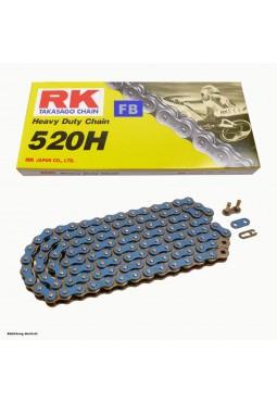 Cadena de Transmisión RK 520 X 120 H Azul