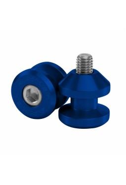 Juego Slider De Horquillon Metrica 8X30 Azul Anodizado