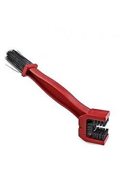 Cepillo limpia cadena Rojo PROTEAM