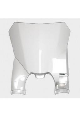 Porta Numero UFO STADIUM Honda CRF 250-450 18-19 Blanco
